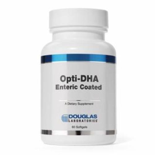 Douglas Labs Opti-DHA 60 soft gels