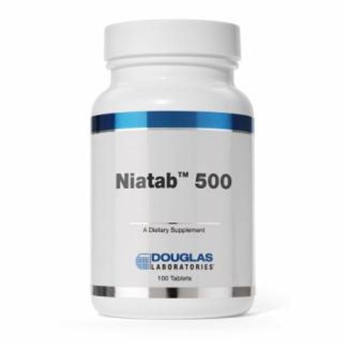 Douglas Labs Niatab 500 mg 100 tabs