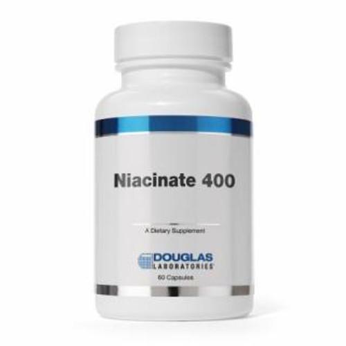 Douglas Labs Niacinate-400 120 capsules
