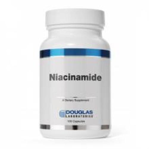 Douglas Labs Niacinamide 500 mg 100 capsules