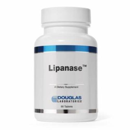 Douglas Labs Lipanase Tablet