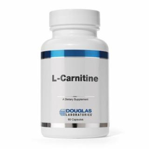 Douglas Labs L-Carnitine 250 mg 100 capsules