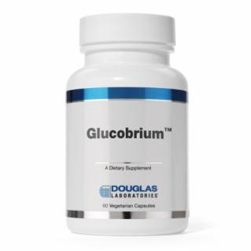 Douglas Labs Glucobrium 60 caps