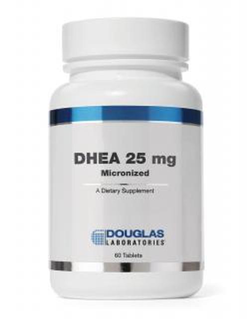 Douglas Labs DHEA 25 mg sublingual 120 tabs