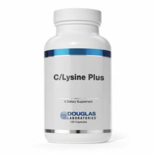 Douglas Labs C/Lysine Plus 120 capsules