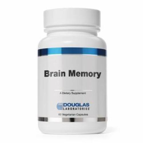 Douglas Labs Brain Memory 60 capsules