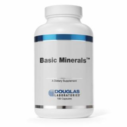 Douglas Labs Basic Minerals 180 capsules