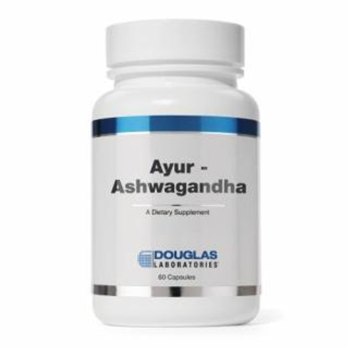 Douglas Labs Ayur-Ashwaganda (Indian Ginseng) 300 mg 60 capsules