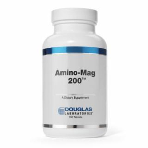 Douglas Labs Amino-Mag 200 mg 100 tabs