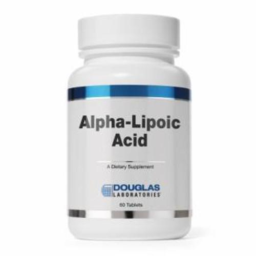 Douglas Labs Alpha-Lipoic Acid 100 mg 60 tabs
