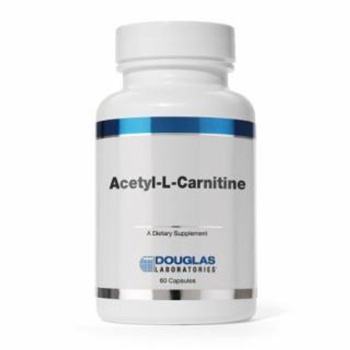 Douglas Labs Acetyl L-Carnitine 500 mg 60 capsules