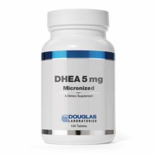Douglas Labs DHEA 5 mg Sublingual 100 tabs