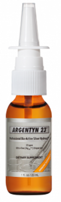 Argentyn 23 Travel Size 1 oz Vertical Spray