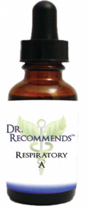Dr. Recommends Respiratory A 1 oz