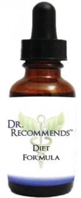 Dr. Recommends Diet Formula 1 oz