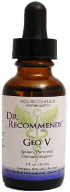Dr. Recommends Geo V 1 oz