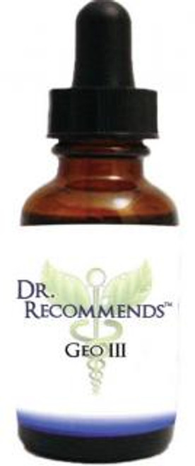 Dr. Recommends Geo III 1 oz