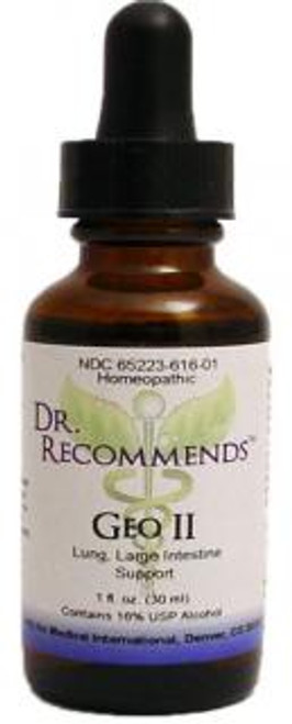 Dr. Recommends Geo II 1 oz