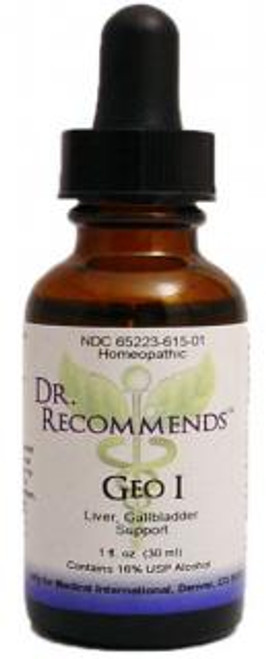 Dr. Recommends Geo I 1 oz