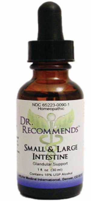 Dr. Recommends Small & Large Intestine 1 oz
