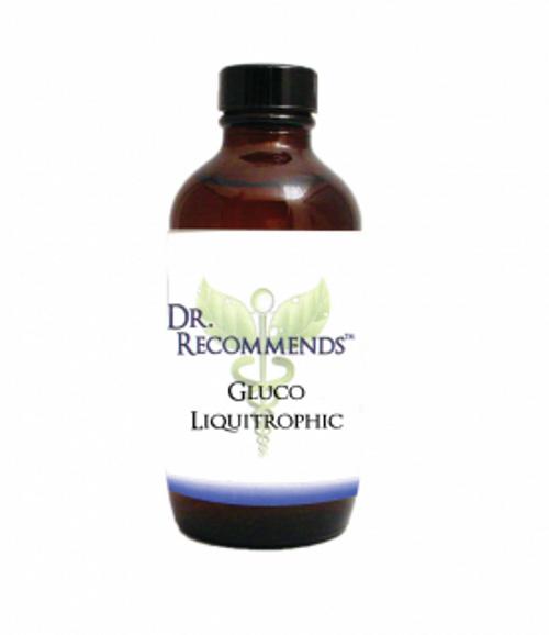 Dr. Recommends Gluco Liquitrophic 4 oz