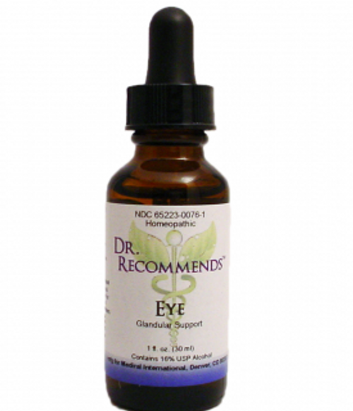Dr. Recommends Eye 1 oz