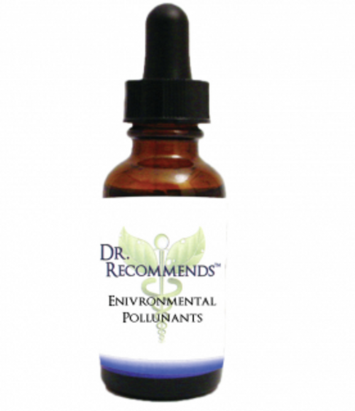 Dr. Recommends Environmental Pollutants 1 oz