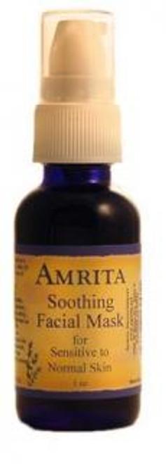 Amrita Aromatherapy Soothing Facial Mask 1 oz