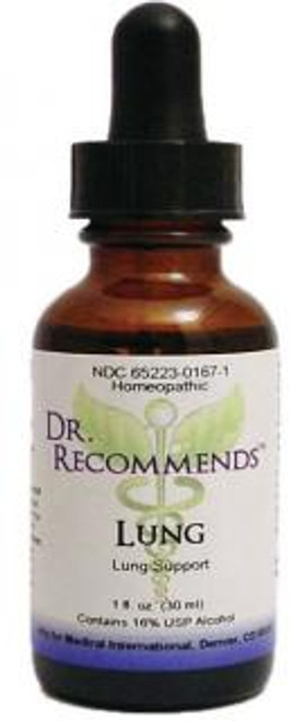 Dr. Recommends Lung-Oriental 1 oz