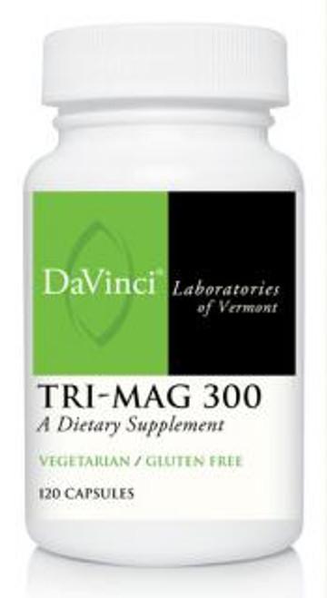 Davinci Labs TRI-MAG 300 120 capsules