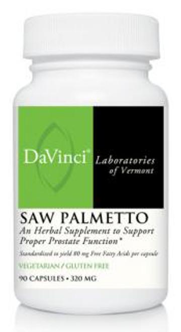 Davinci Labs SAW PALMETTO 90 capsules