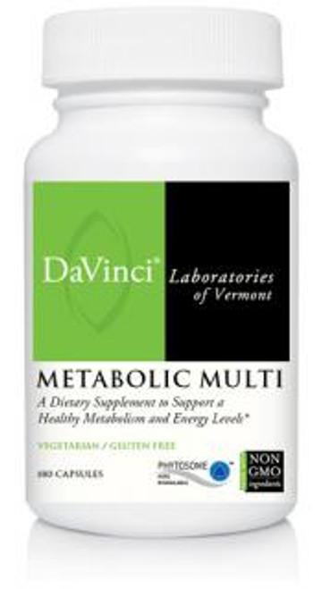 Davinci Labs METABOLIC MULTI 180 capsules