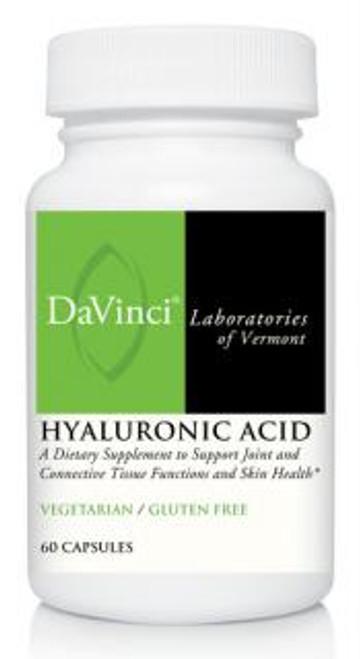 Davinci Labs HYALURONIC ACID 60 capsules