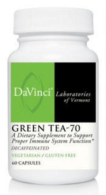 Davinci Labs GREEN TEA-70 60 capsules