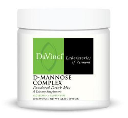 Davinci Labs D-MANNOSE COMPLEX 30 Servings 168.57 grams (5.95 oz)