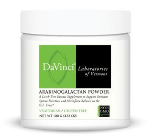 Davinci Labs ARABINOGALACTAN POWDER 100 grams (3.53 oz)