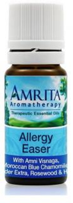 Amrita Aromatherapy Allergy Easer Synergy Blend 10 ml