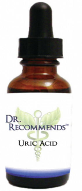 Dr. Recommends Uric Acid 1 oz