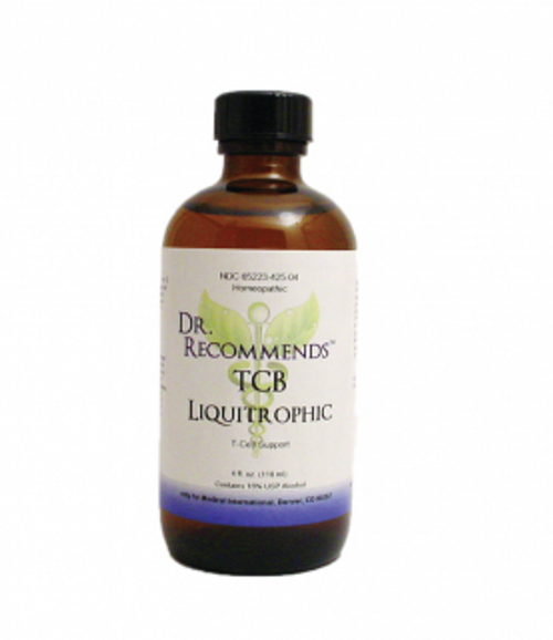 Dr. Recommends TCB-Liquitrophic 4 oz