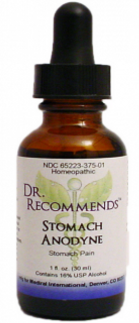 Dr. Recommends Stomach Anodyne 1oz