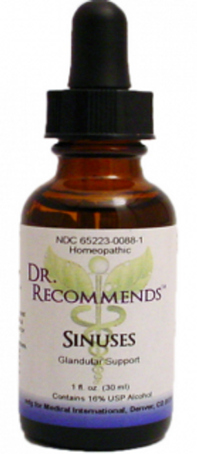 Dr. Recommends Sinuses 1oz