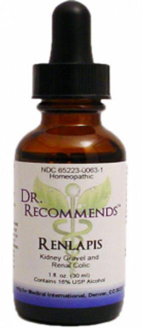 Dr. Recommends Renlapis 1 oz
