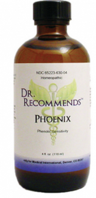 Dr. Recommends Phoenix 4 oz