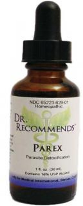 Dr. Recommends Parex 1 oz