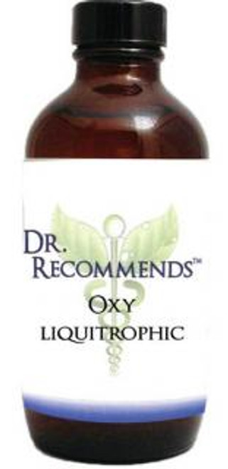 Dr. Recommends Oxy Liquitrophic 4 oz