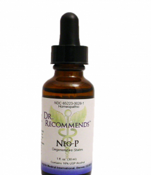 Dr. Recommends Neo-P 1 oz