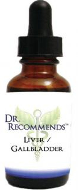 Dr. Recommends Liver/Gallbladder 1 oz