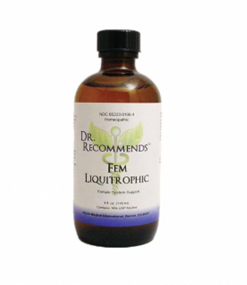 Dr. Recommends Fem Liquitrophic 4 oz