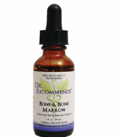 Dr. Recommends Bone/ Bone Marrow 1 oz