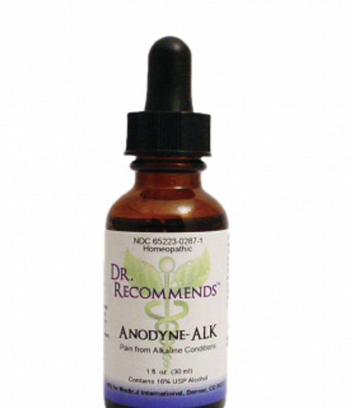 Dr. Recommends Anodyne ALK 1 oz